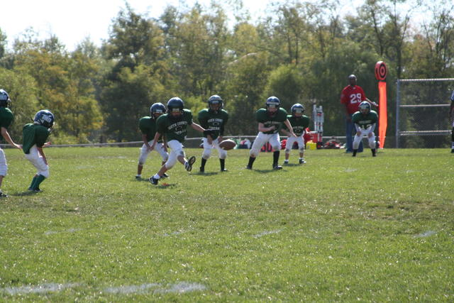 South County Colts - Scrimmage