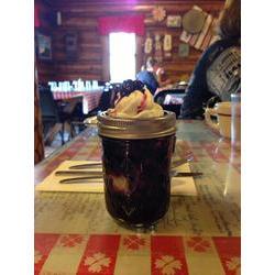 Huckleberry Dessert