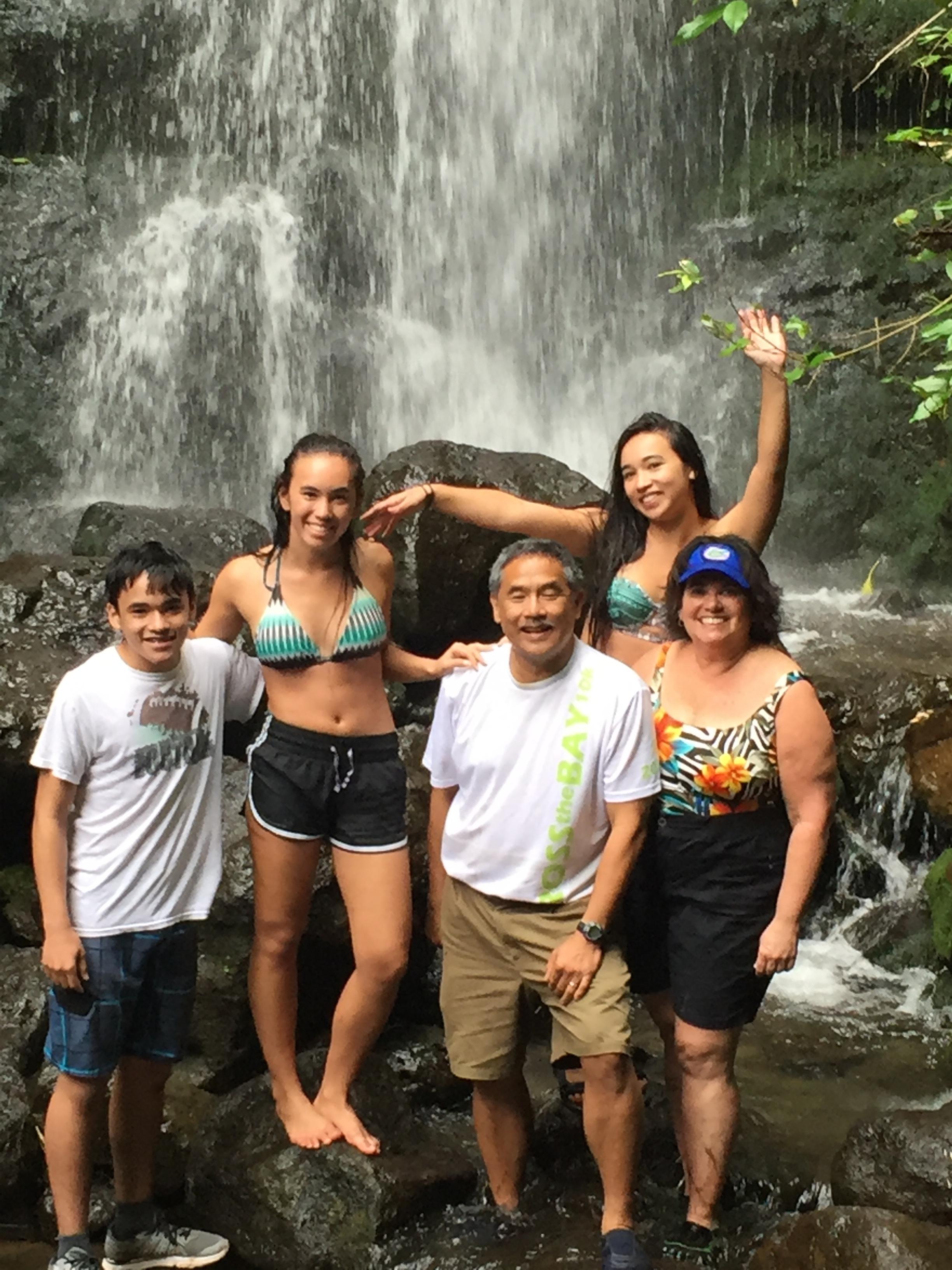 Lulumahua Falls